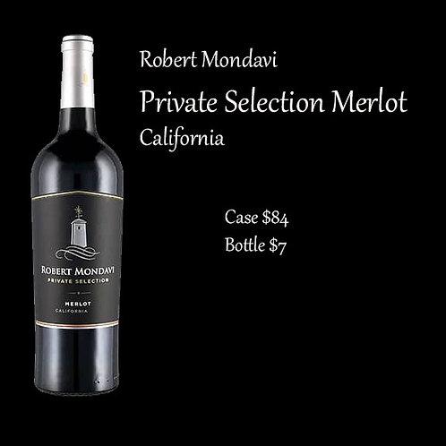 Robert Mondavi Merlot