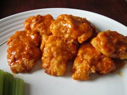 Grilled Boneless Wings