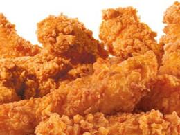Crispy Fried Chicken Strips