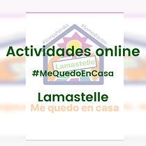 actividades online lamastelle