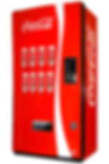 Coca-Cola 3D VIS V21 Vendig Machine