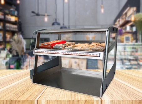 NACS Show 2019 Hot Topic: SandenVendo's Hot Food Open Topper
