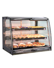 High Capacity Combo Hot Food Display (HFDHC)