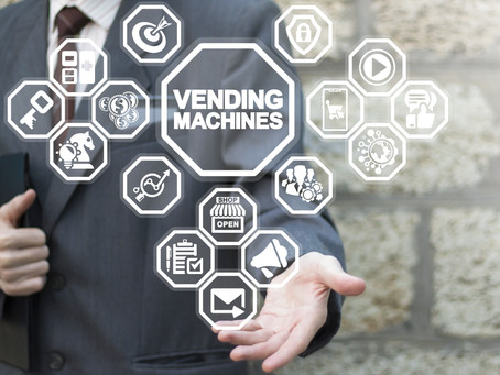 The Next Big Things Shaping the Future of the Vending Machine Industry