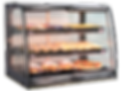 Hot Food Display Case
