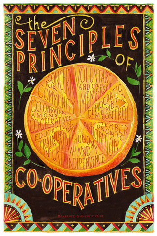 Poster for Co-op
