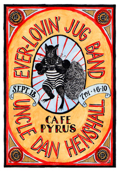 Cafe Pyrus poster