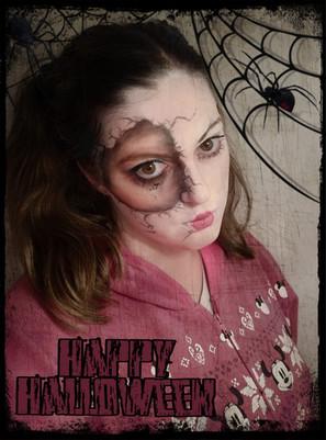 Spooky Doll