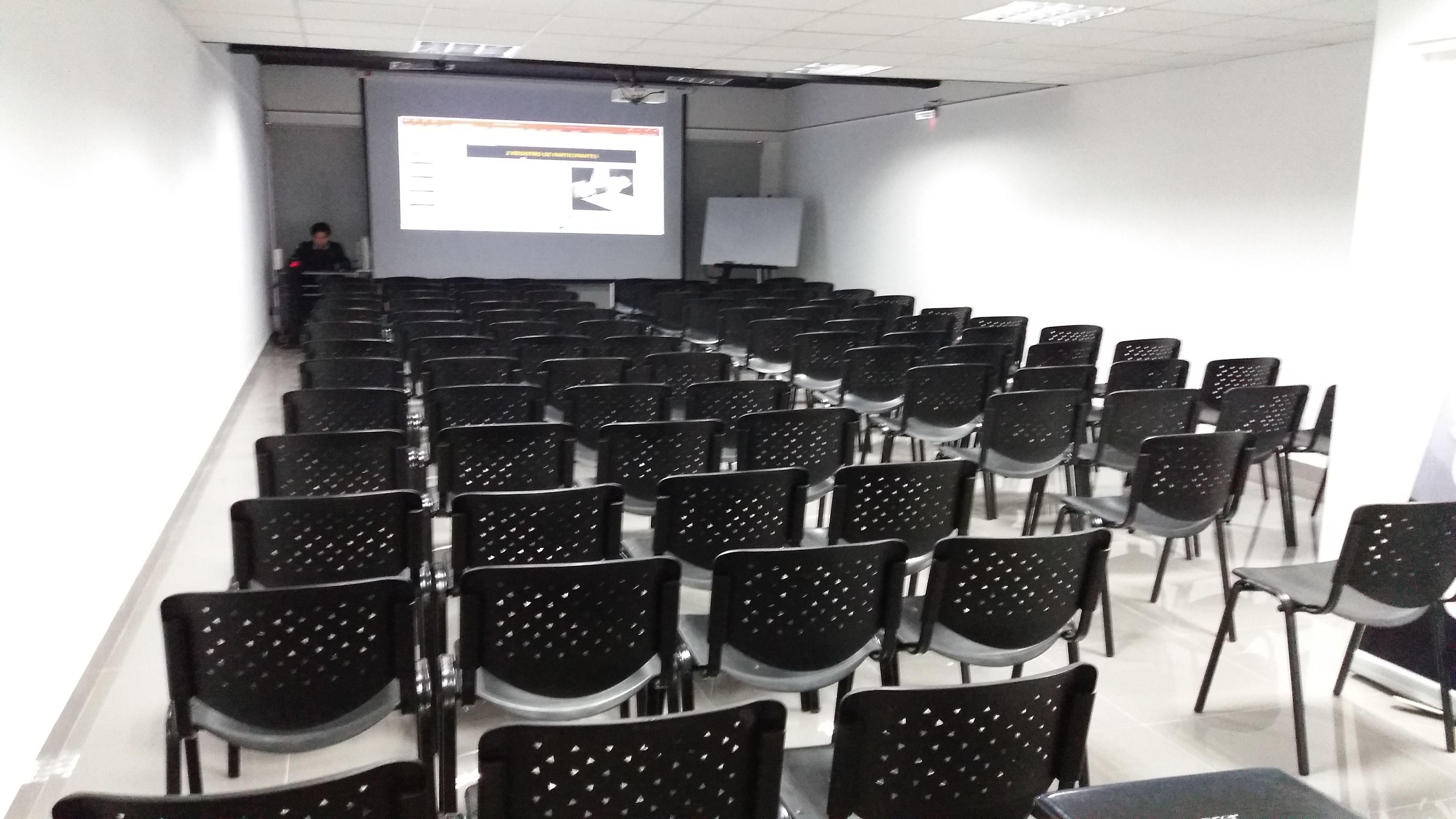 alquiler auditorio