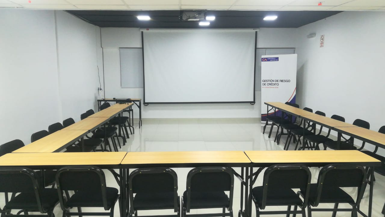 sala conferencia