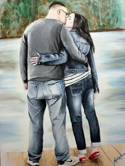 Lori and Zain