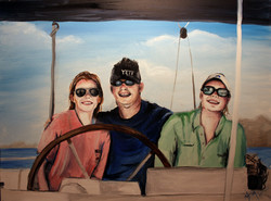 Sailing johnsons