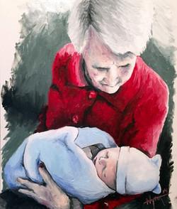 mama and camden