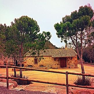 Molino de Povia, Lloberola, Cataluña
