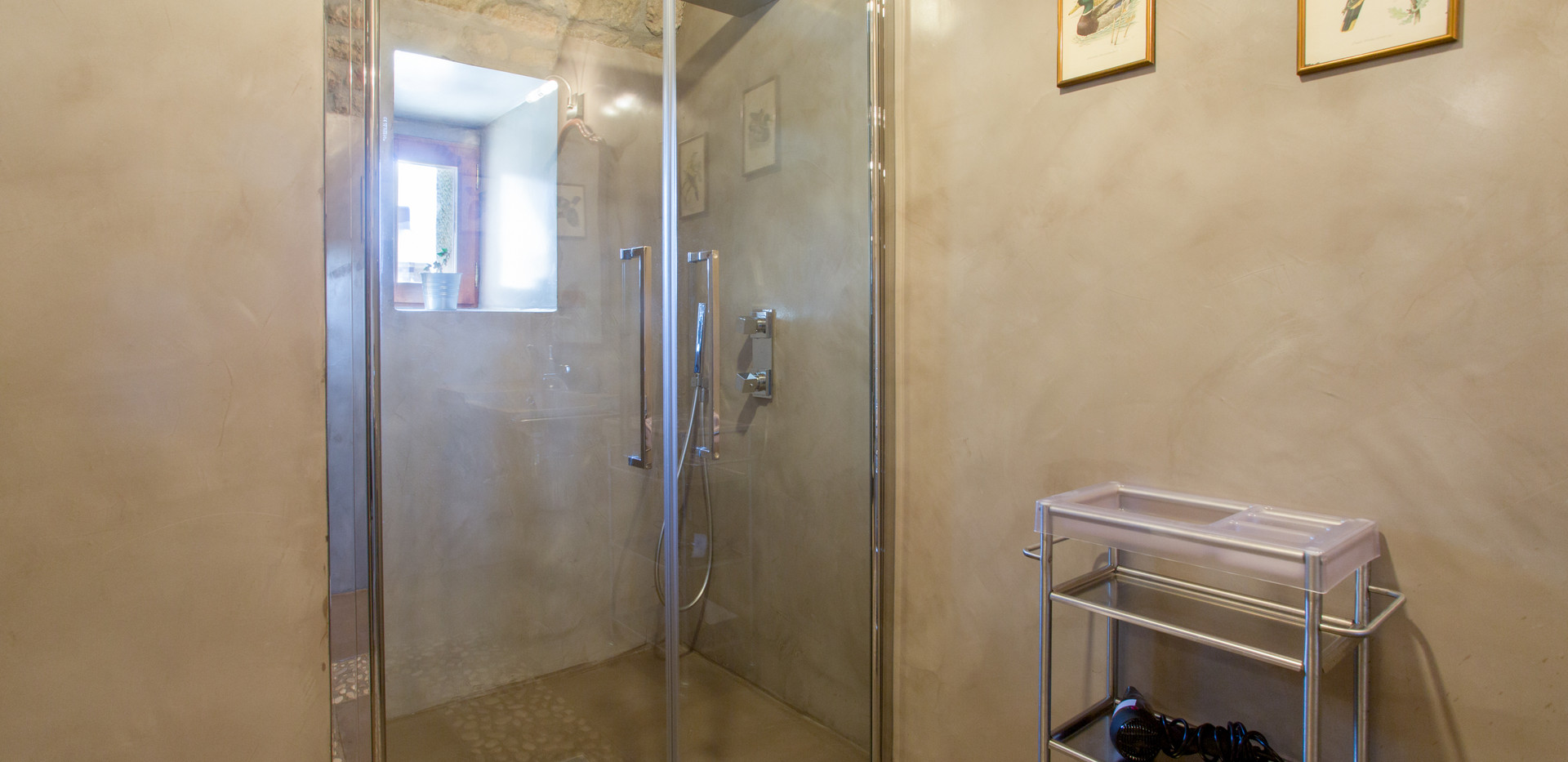 Baño en la planta baja