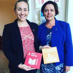 Madeleine King MP