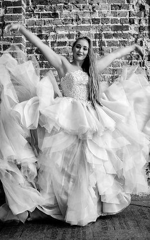 Caterina Sullivan modelling Shero Fashion