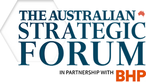 The Australian's Strategic Forum in Partnership with BHP