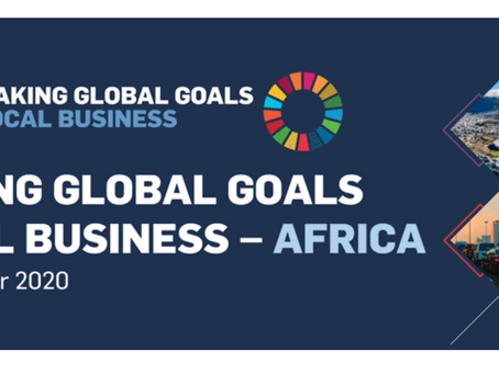 Making Global Goals Local Business Africa