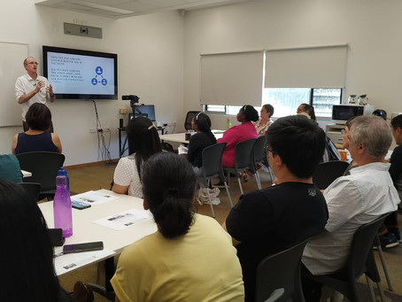 Ministry Training in Darwin