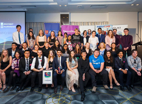Strategic Sustainability Consultants CEO Receives Award at Young Canberra Citizen Ceremony