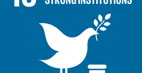 How Can Your Business Achieve Goal 16: Peace, Justice & Strong Institutions?