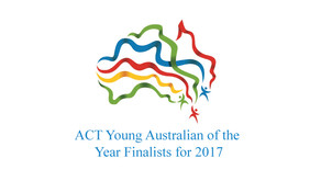 Global Goals Australia CEO Named Among ACT Young Australian of the Year Finalists for 2017