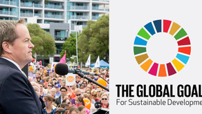 Australian Labor Party Commits to the Global Goals