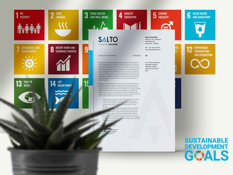 SALTO contributing to the SDGs
