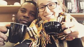 Summary: Akara Café's Fairtrade Coffee Break