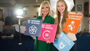 Global Goals Australia CEO Interviewed by Hello Darlink!
