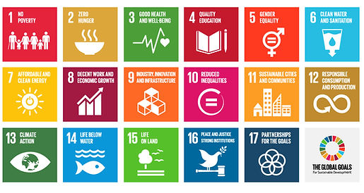 United Nations' 17 Global Goals for Sustainable Development