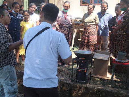 Mission in Maumere, Indonesia Moves Ahead
