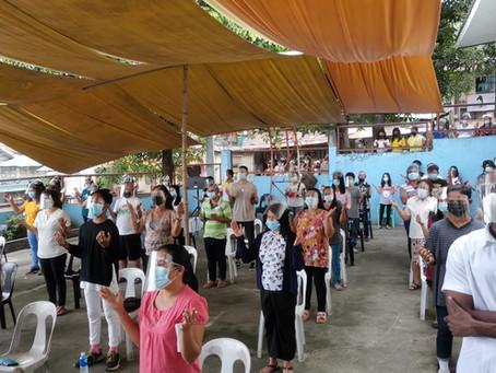 Payatas Ministry in Manila