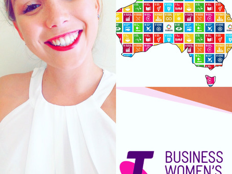 Global Goals Australia CEO Nominated for Young Telstra Business Woman Awards