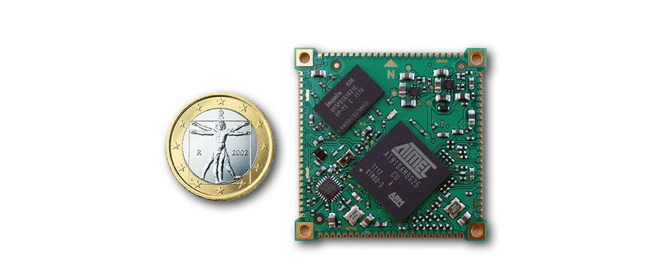 ARM9 Linux SOM - Commercial temp range