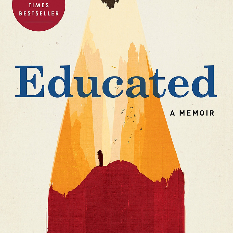 Book discussion EDUCATED by Tera Westover