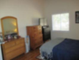 bedroom organizing