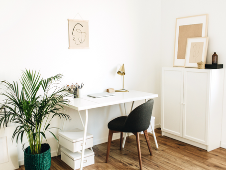Working From Home Tips to Keep You Organized and Productive