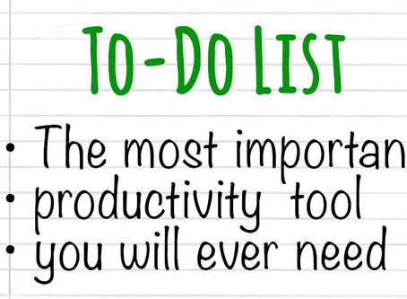 I Love Lists