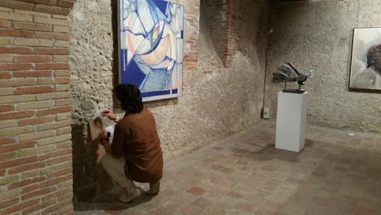 Exposició Vernis a Can Puget