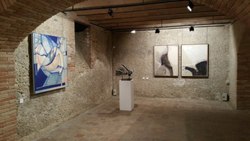Exposición Vernis en Can Puget