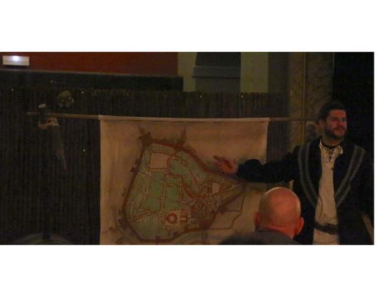 Attrezzo: mapa medieval