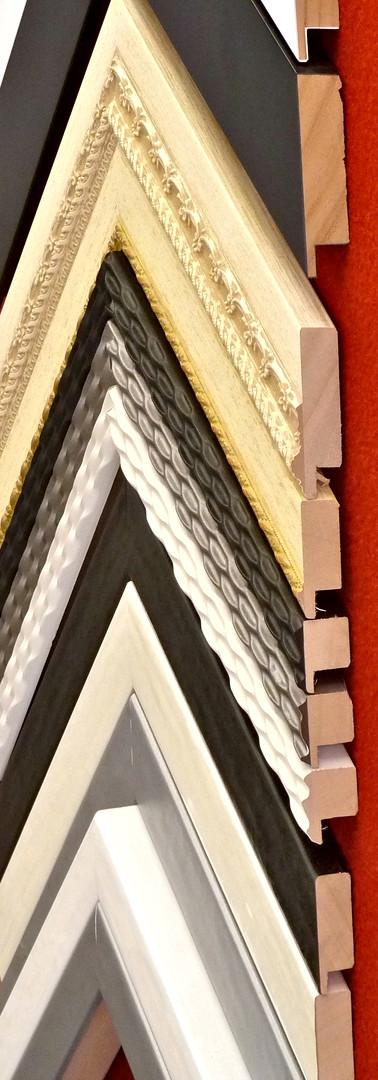 Molduras de a45º Taller de marcs