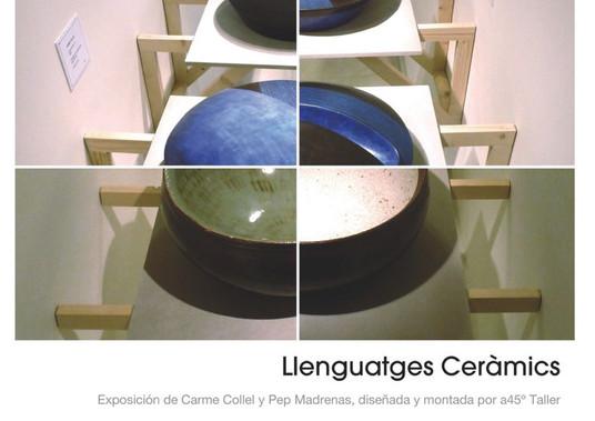 Exposició Llenguatges Ceràmics