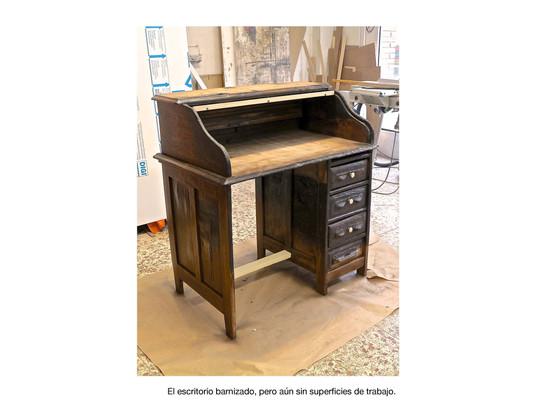 Restauración de escritorio