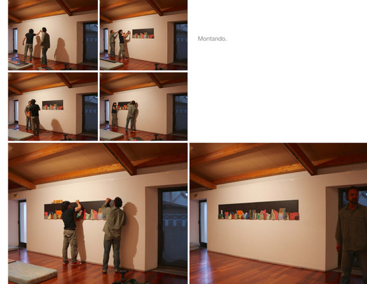 Exposició Traçabilitats, Sama Genis