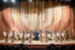 Концерт ансамбля вкс в академии генштаба