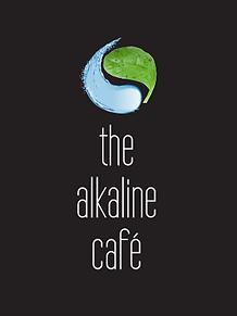 Alkaline Cafe logo design by Spurr of the Moment Design