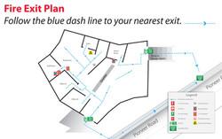 Building Evacuation Plan